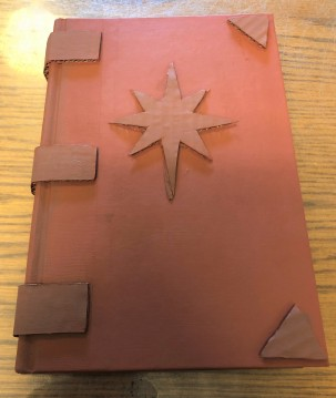 Spell Book Finished Front