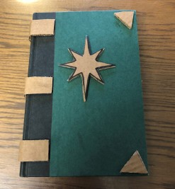 Spell Book Front