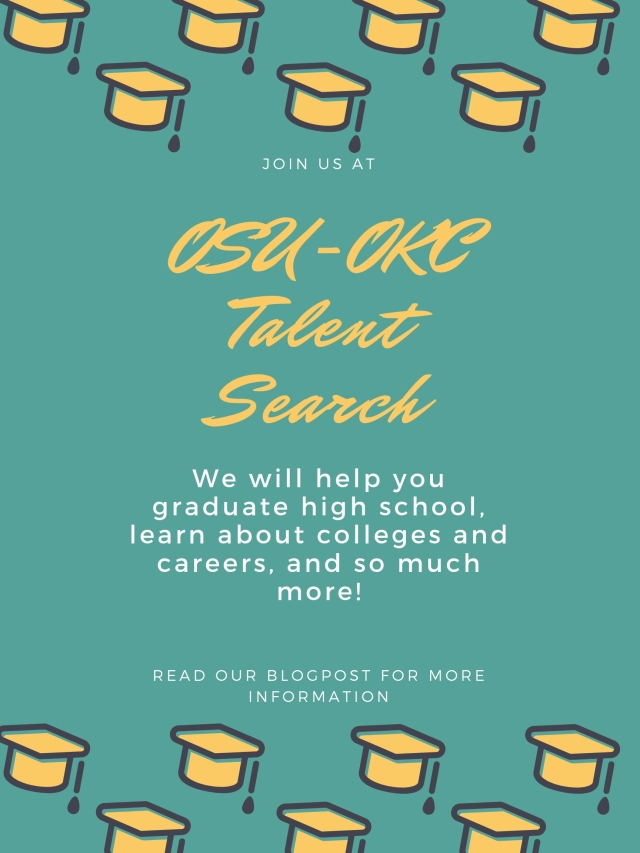 Shine bright. JOIN OSU-OKC TALENT SEARCH!
